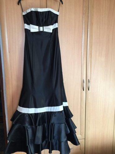русалка в Кыргызстан: Платье- русалка со штатов, на корсетной основе, одетое 2 раза, размер