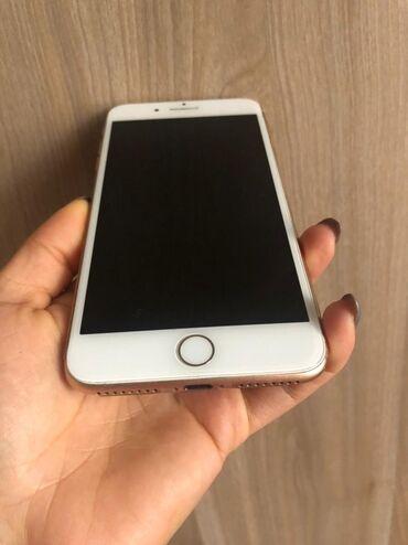 чехол iphone 8 в Азербайджан: IPhone 8 Plus Золотой