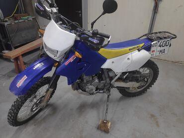 Мотоциклы и мопеды - Кыргызстан: Suzuki DRZ400Мотоцикл Хард Эндуро.Все технически исправно и
