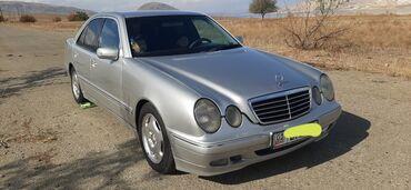 mercedes e в Кыргызстан: Mercedes-Benz E-Class 3.2 л. 2001