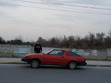 купить номер на авто бишкек в Кыргызстан: Mitsubishi Starion 1983