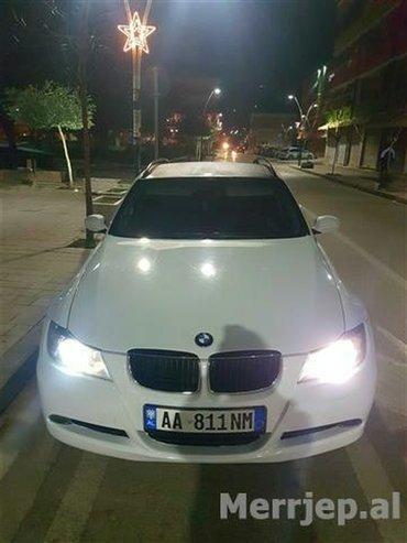 BMW 320 2 l. 2007 | 270000 km
