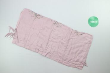 Жіночий шарф з паєтками Pieces   Ширина: 60 см  Стан гарний, є сліди н