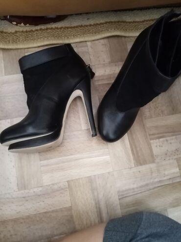 Туфли JANNIFER MODO! ДВОЙНОЙ модный каблук