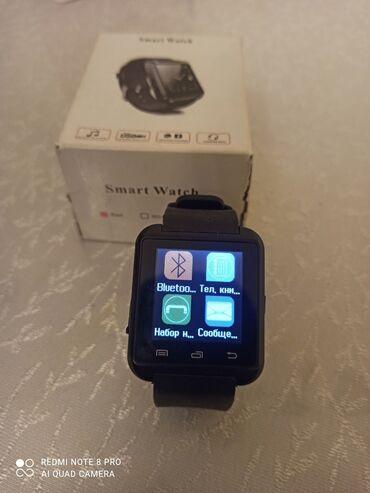 smart saati - Azərbaycan: Smart watch, elektron qol saatı,hec bir problemi yoxdur
