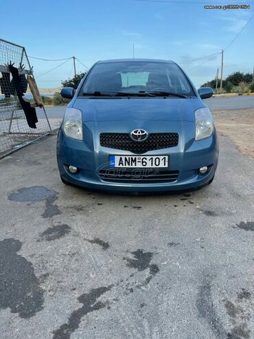 Toyota Yaris 1.4 l. 2007 | 124000 km