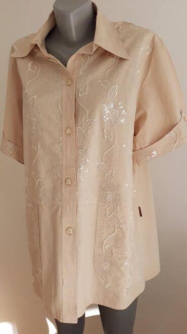 Tunika CLOTHING 44 Nova cena 750 pamuk Sirina ramena 46 sirina grudi 5