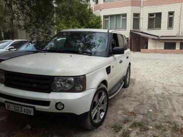 Land Rover в Бишкек: Land Rover Range Rover Sport 4.2 л. 2008   275000 км