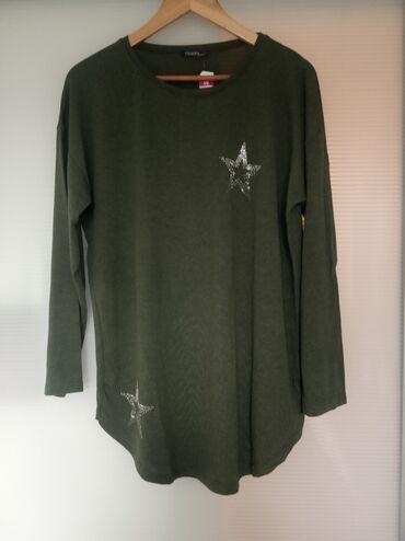 Bluza/tunika od viskoze sa elastinom, veličina xl/xxl, rastegljiva i