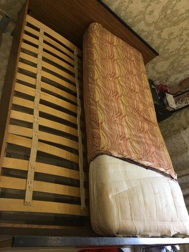 Кродаю двухспальную кровать в Бишкек