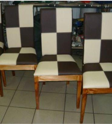 Перетяжка мебели и стульев, любой в Бишкек