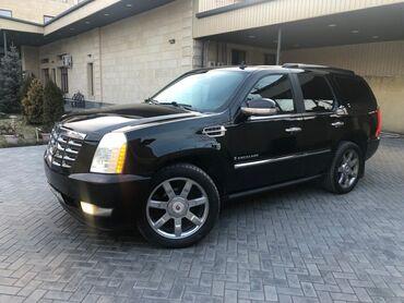 Автомобили - Бишкек: Cadillac Escalade 6.2 л. 2009 | 175000 км