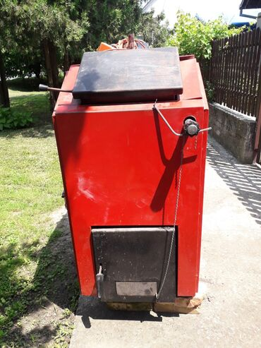 Ostalo za kuću | Backa Palanka: Kotao za centralno grejanje na cvrsto gorivo moze i na preradjeno ul