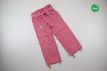 Дитячі штани з великими кишеньками Zeplin    Довжина: 67 см Довжина кр