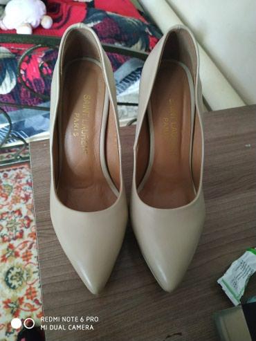 туфли один раз одевали в Кыргызстан: Продаю туфли одевала один раз