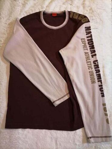 Cetiri majice - Srbija: Esprit. Bordo majica Esprit. 100% pamuk. Veličina L. U ekstra stanju b