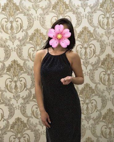 вечернее платье до колен в Кыргызстан: Продам платье до колен,немного в блестках,очень легкое и красивое!На