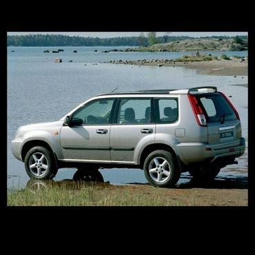 Xaçmaz şəhərində Nissan xtrailcun avtomat suret qutusuycun yaq filtiri.
