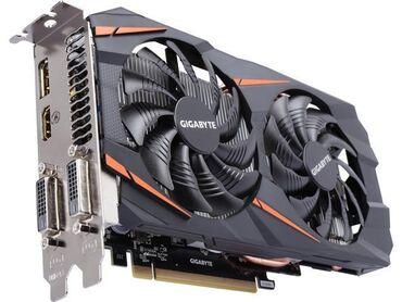 GIGABYTE GeForce GTX 1060 3 Gb состояние соска, но один кулер шумит пр