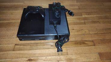 Xbox one 500gb με 10 παιχνίδια