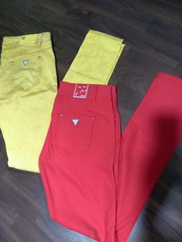 Ženske pantalone od kepera - Novo.. Pantalone su sa elastinom i jako - Ruma