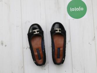 Детская обувь - Черный - Киев: Балетки для девочки Tommy Hilfiger   Общая длина подошвы: 19 см Состо