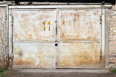 Покупка, продажа гаражей в Кыргызстан: Кирпичный гараж 3х6 с погребом и смотровой ямой. Находится в гаражном