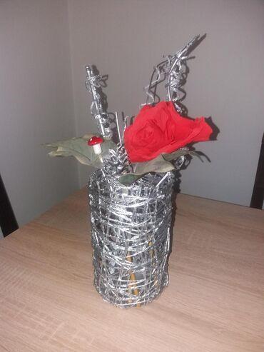 Kućni dekor - Mladenovac: SNIŽENO!!!Ručna izrada sa dekoracijom. Radi se po porudžbini u boji