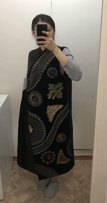 Продаётся безрукавка в национальном колорите от модного дома « Baira»