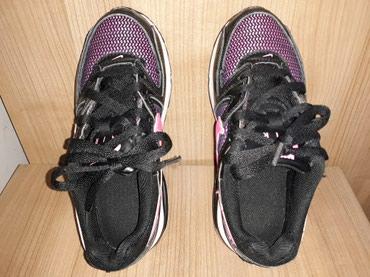 Dečija odeća i obuća - Rumenka: Nike airmax za devojčicu, vel.33, ug.20.5cm. Patike su obučene par