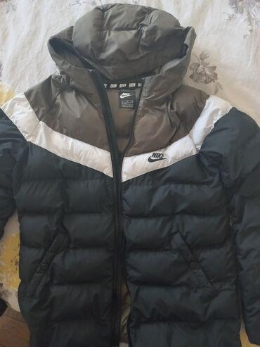 10180 oglasa: Muška orginal NIKE žimska jakna,za visinu deteta ili osobe 158-170cm.J