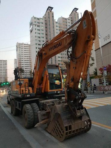 HYUNDAI ROBEX 1400W-7 2010г.в. в Бишкек
