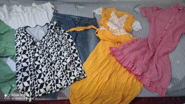 девушка на ночь цена in Кыргызстан | ФУТБОЛКИ: Вещи разные, для девочки или стройной девушки, размеры от 36.Есть б/у