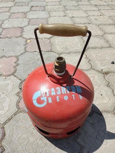 Продаю Газ баллон 5 литр с Газом