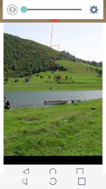 na prodaju dva placa 20a i 14a na Uvackom jezeru kod Nove Varosi struj - Batajnica