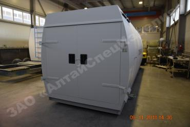 бабочки для декора в Азербайджан: ЗАО «АлтайСпецИзделия» производит контейнеры для хранения топлива