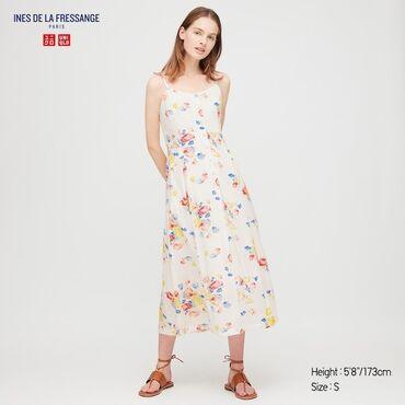 Платье на лето, в такую жару самое то! Размер «М» но подходит на «XL»
