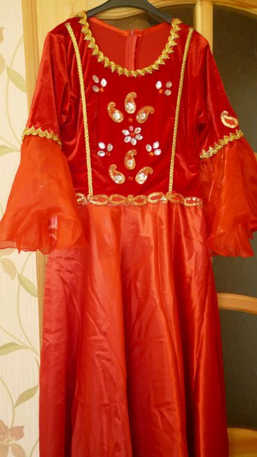 buezm knarli paltarlar - Azərbaycan: Milli paltarlar