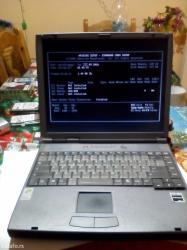 Polovan ispravan laptop targa visionary 1300ws ZA DELOVE ILI
