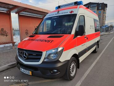 тесто каталка в Кыргызстан: Mercedes-Benz Sprinter 2.2 л. 2014 | 360000 км