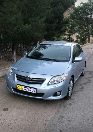 80 объявлений: Toyota Corolla 1.6 л. 2007   123456 км