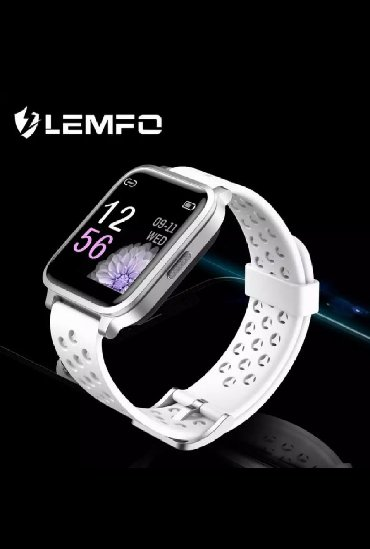LEMFO 1.4inch Full Touch Screen Smart Watch Men For Apple Watch