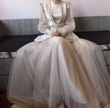 плов на заказ in Кыргызстан | ГОТОВЫЕ БЛЮДА, КУЛИНАРИЯ: Продаю платье на кыз узатуу размер XS для самых худых сшито на заказ