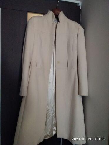 женский пальто в Кыргызстан: Пальто женское на весну,осень(р 44-46),на стройную
