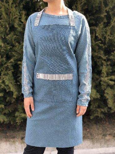 Другое в Кыргызстан: Фартук (ручная работа) размер: стандарт сшит из качественной ткани,про