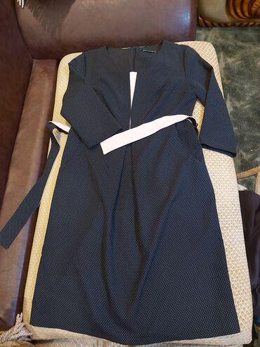 Разгрузка гардероба. Г.Ош Продам платье рукава 3/4, ТУРЦИЯ, размер