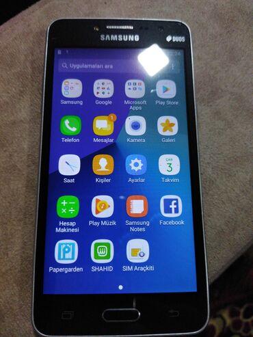 İşlənmiş Samsung Galaxy J2 Pro 2016 8 GB boz