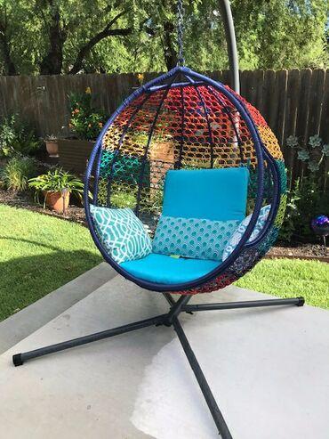 Кресло Кокон в любом цвете и размере быстрое изготовления быстрая