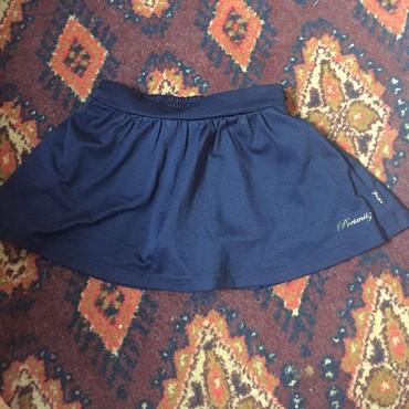 Юбка шорты для большлго тенниса на девочку 5,6,7 лет