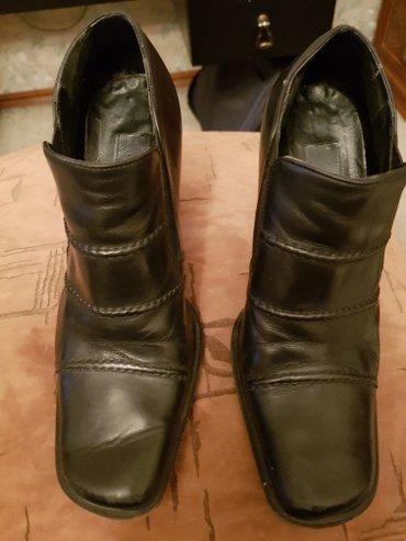 Туфли Италия, натуральная кожа, размер 35, б/у в Бишкек
